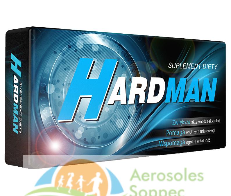 HardMan – tabletki na erekcję