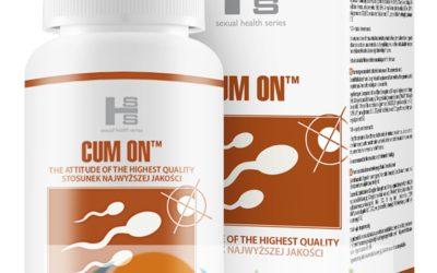 Cum On – tabletki zwiększające wytrysk