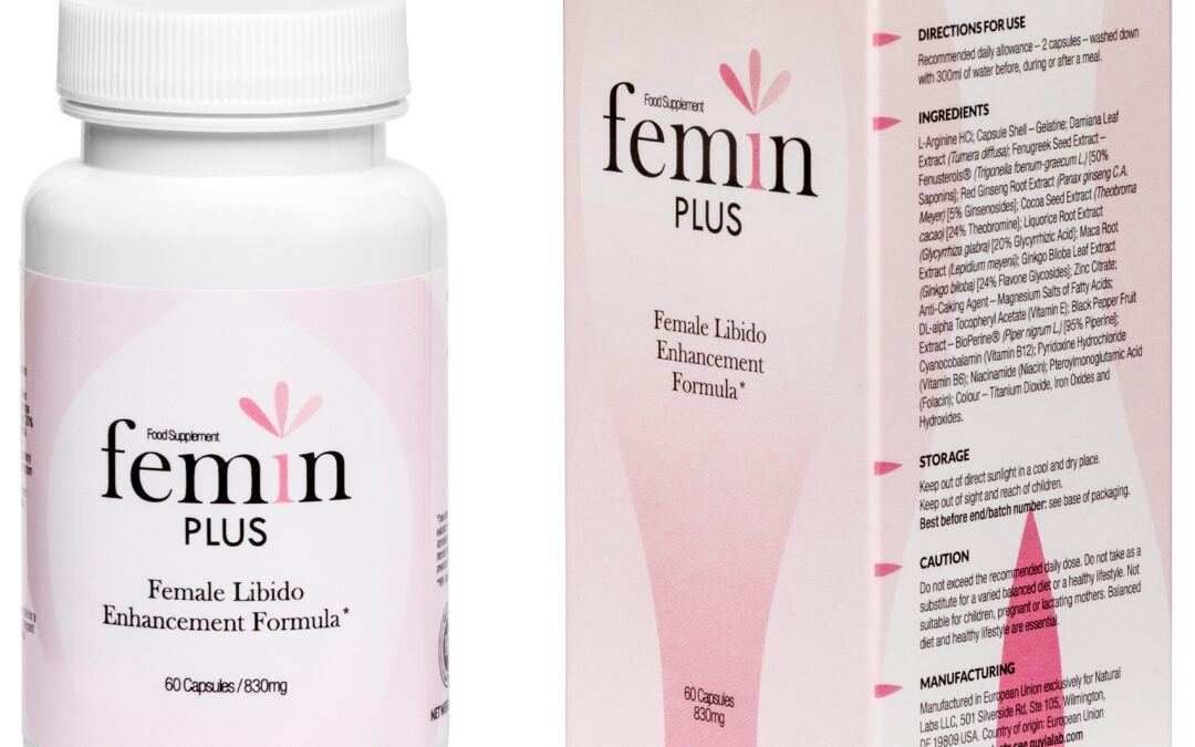 Femin Plus – tabletki na libido u kobiet