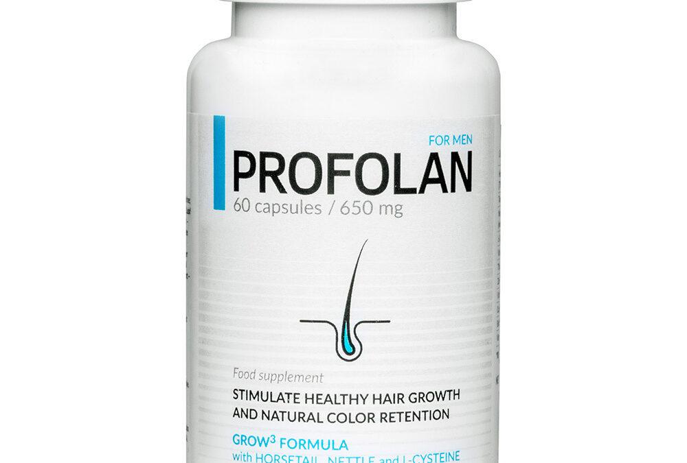 Profolan – tabletki na włosy