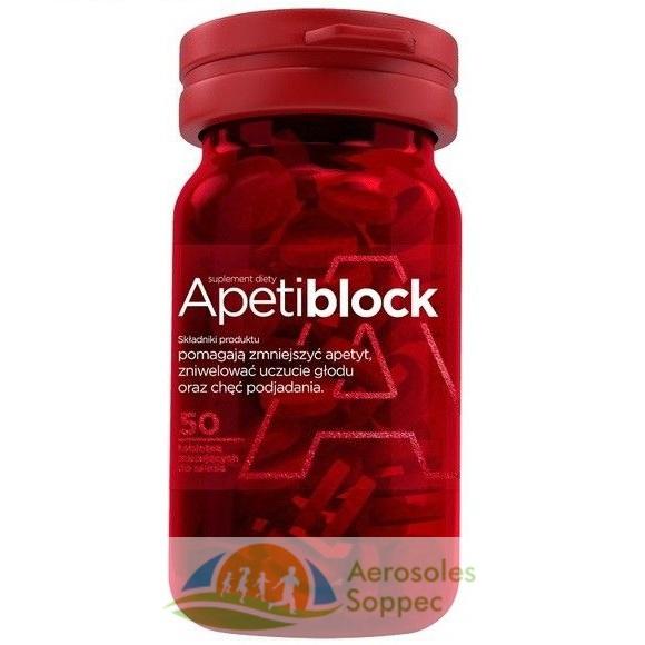 Apetiblock – tabletki na odchudzanie