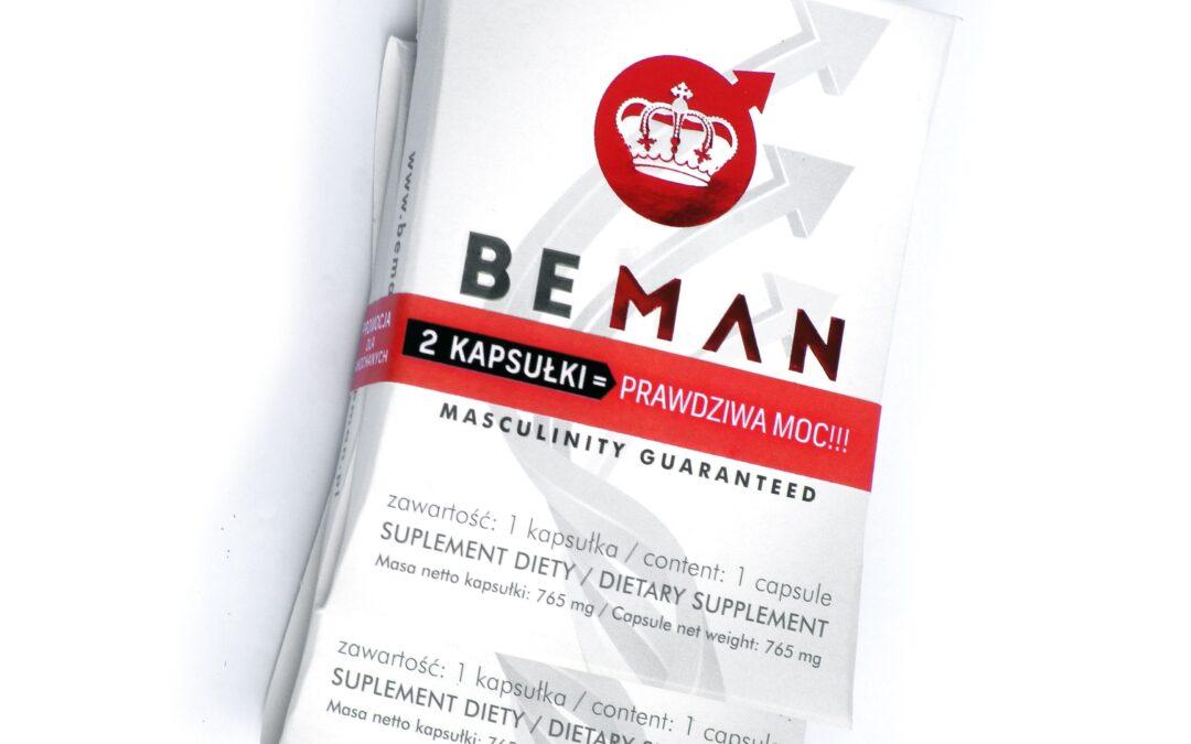 BeMan – tabletki na potencję