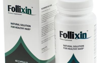 Follixin – tabletki na porost włosów