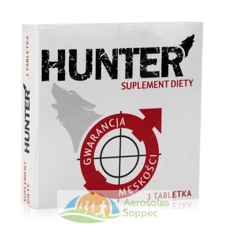 Hunter – tabletki na erekcje