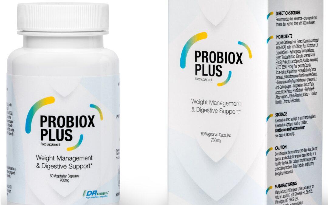 Probiox Plus – tabletki na odchudzanie